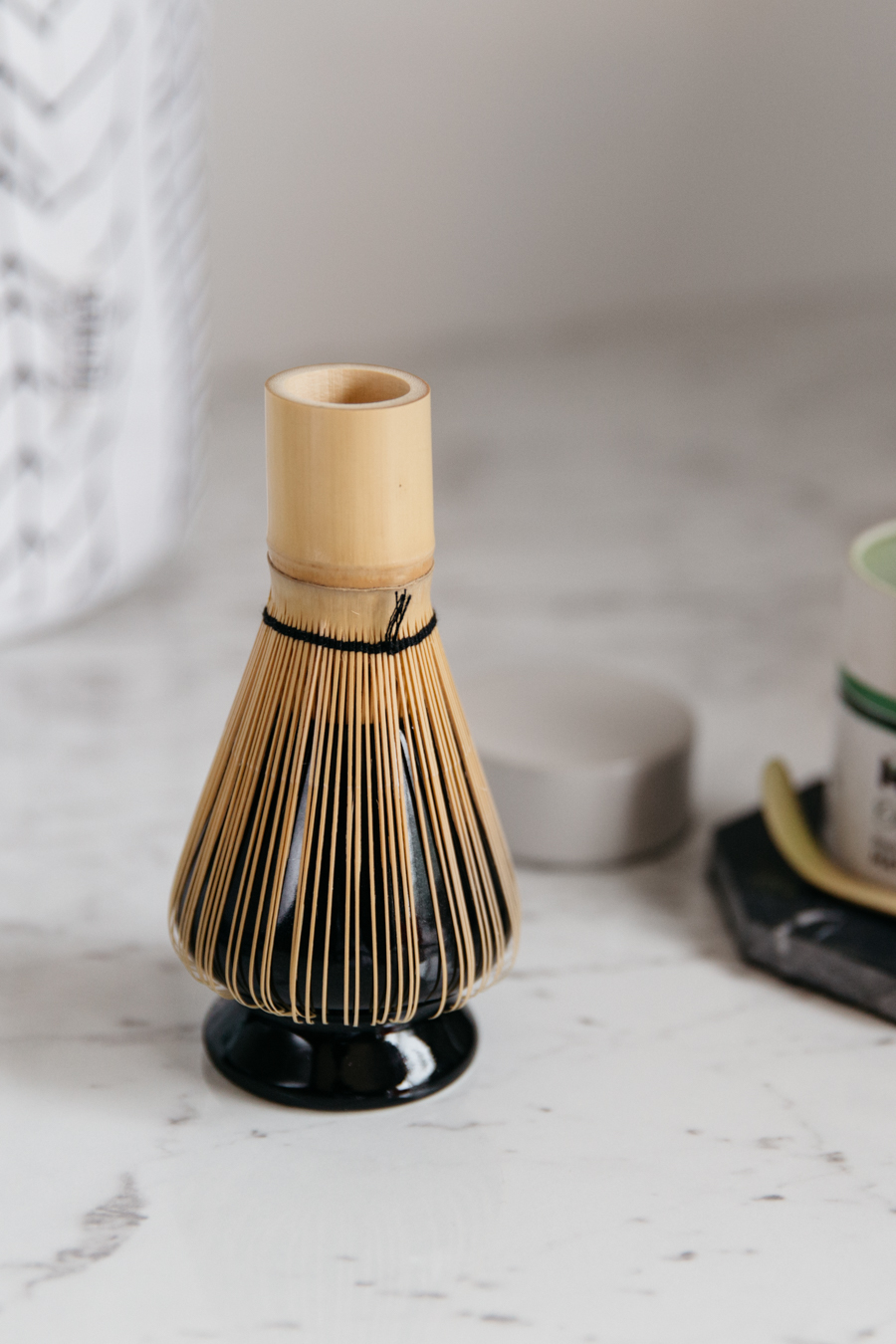 Matcha tea bamboo whisk chasen in Australia.