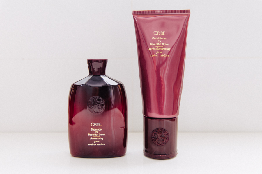 Oribe hair care review. For beautiful colour hair.