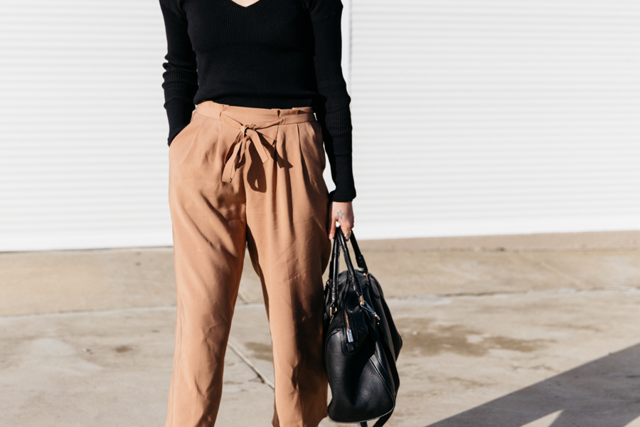 Culottes office wear work wear.