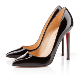 Christian Louboutin PIGALLE Bombas 120mm