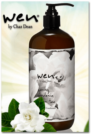 review wen by chaz dean s spring gardenia green tea cleansing conditioner the fashion court