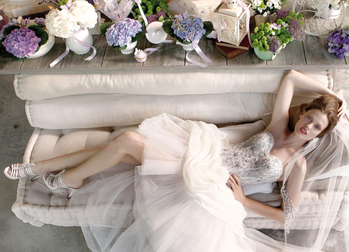 Older Brides And Designer Wedding Dresses
