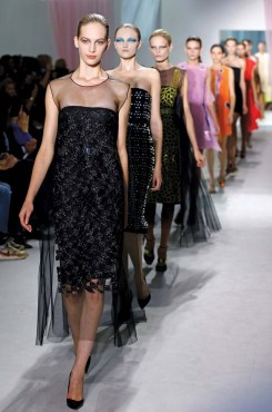 The Raf Simons Spring Summer 2013 Ready to wear collection