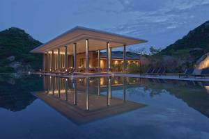aman resort, amanoi