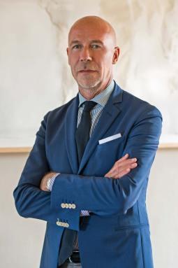 Furla's CEO Eraldo Poletto