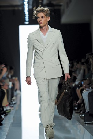 Bottega Veneta's 2013 SS men's collection