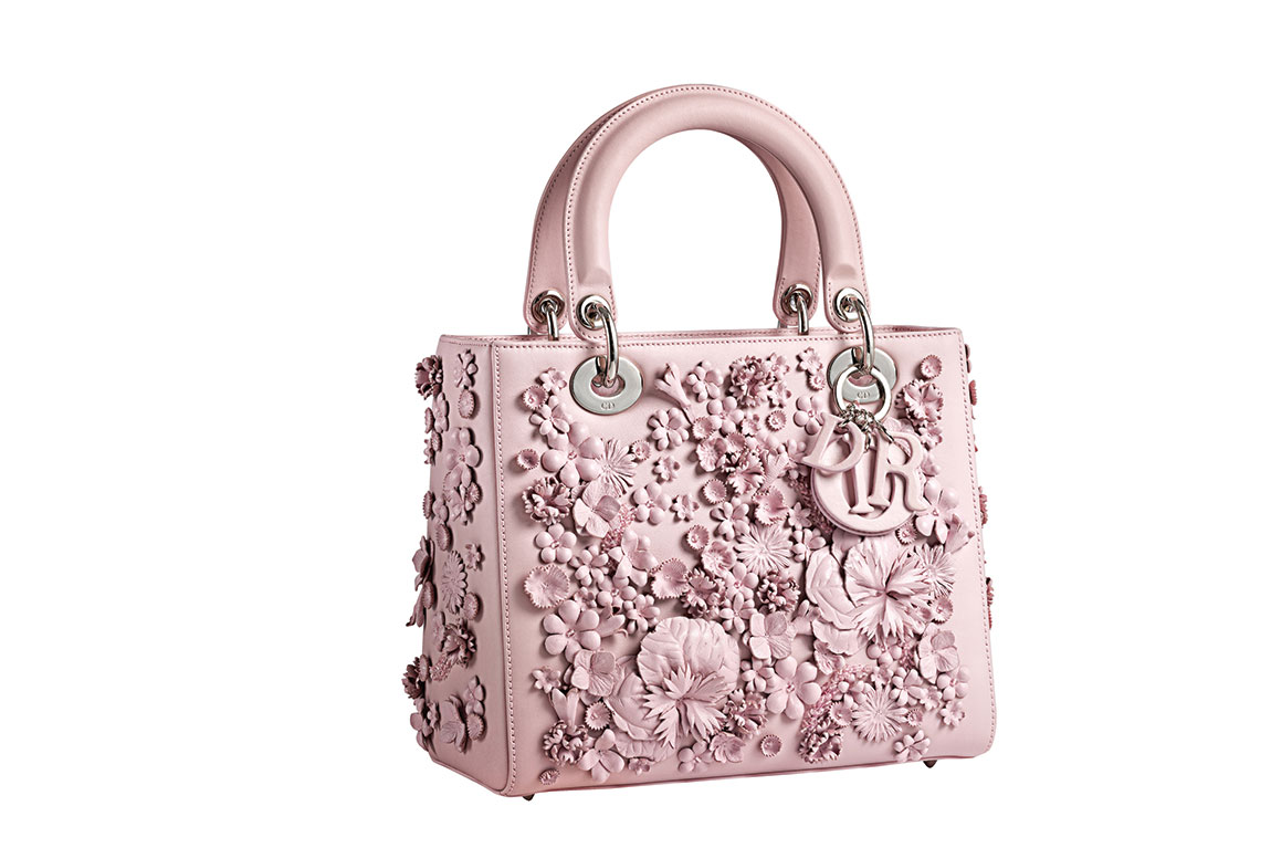 The new season s limited edition bags inspired by the Fall Winter 2013 Dior  Pret-a-Porter collection 0f0760bfb4841