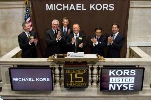 Michael Kors Holdings Ltd