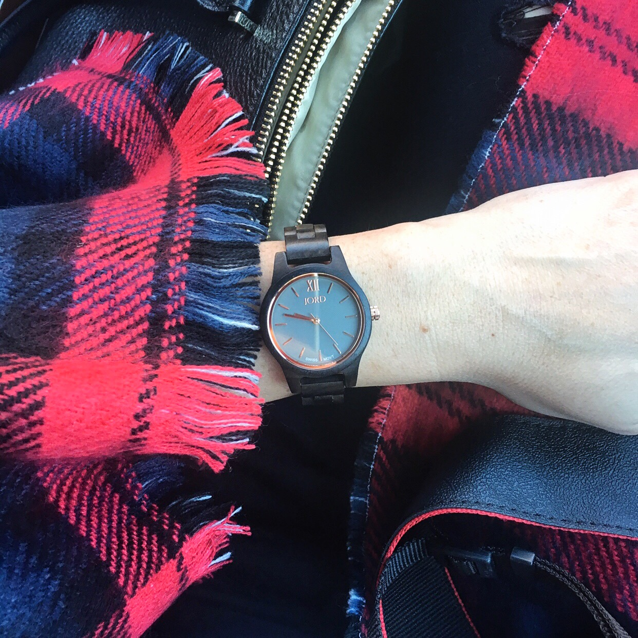 Holiday Product Spotlight with JORD Wood Watches