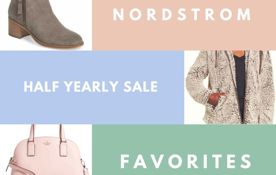 After Christmas Nordstrom Half Yearly Sale