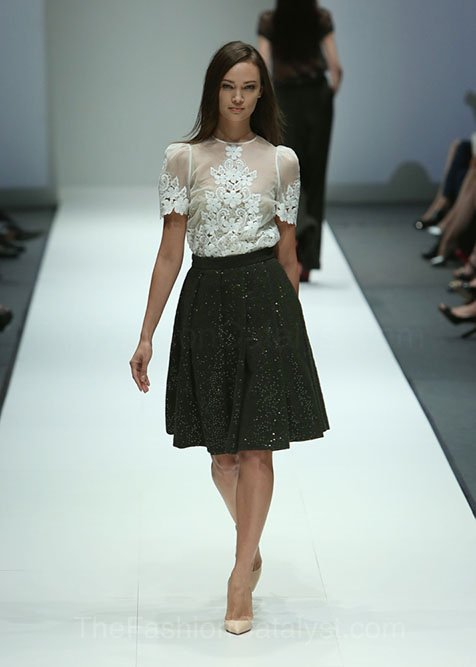Audi Fashion Festival 2013 | Collette Dinnigan