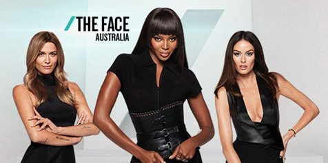 The Face Australia Premieres On FOX8
