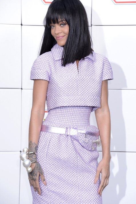 Who Wore What To The CHANEL Fall-Winter 2014/15 Ready-to-Wear Collection Show