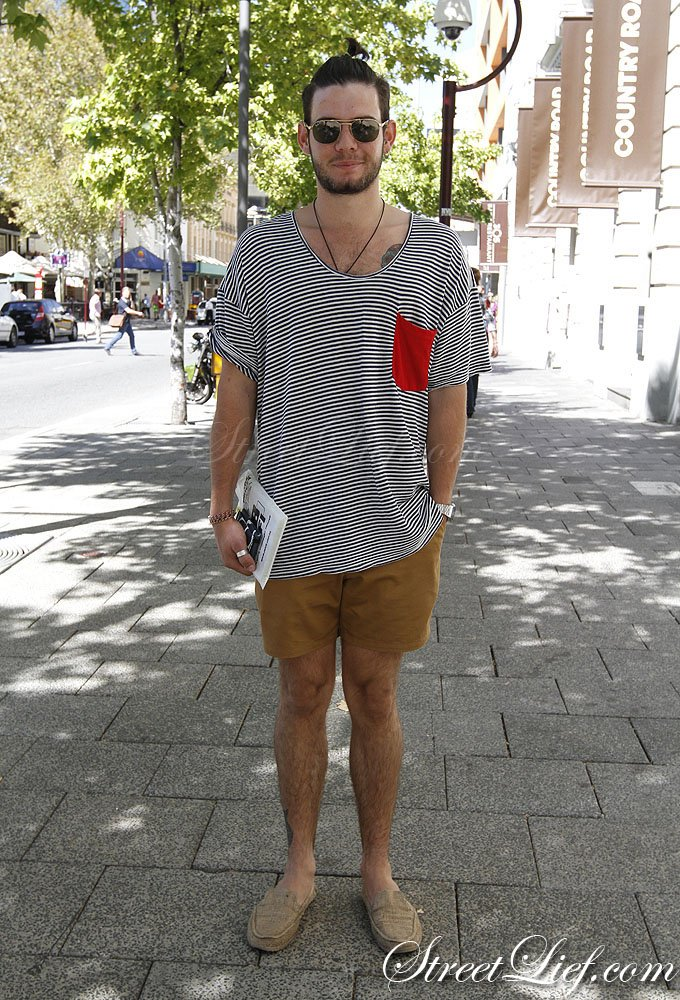 Perth Street Style | Murray Street Man