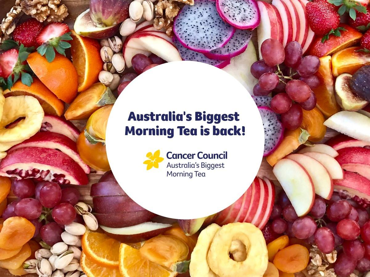 Australia's Biggest Morning Tea 2019