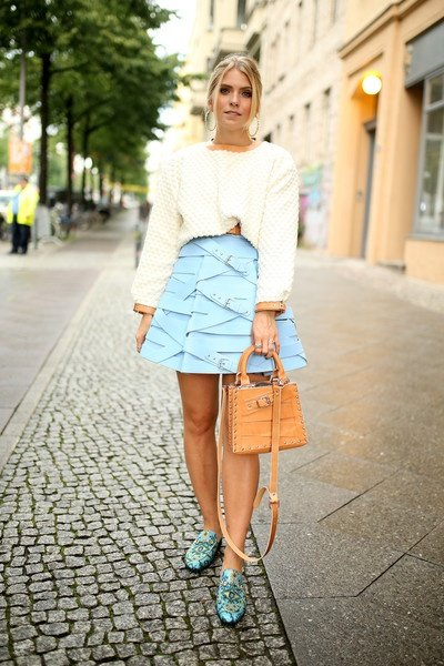 Berlin Fashion Week SS19 Street Style