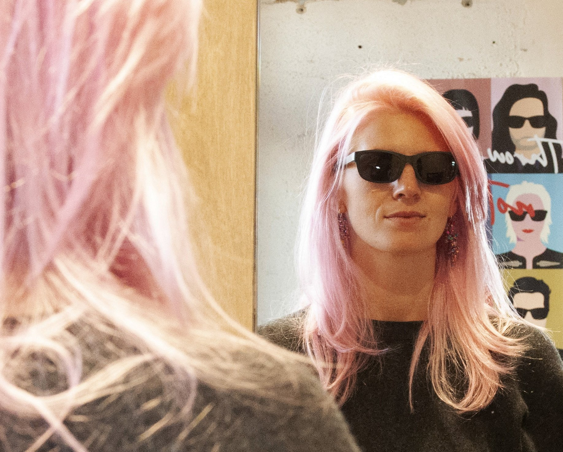 World First Sunglasses Made From Recycled Shampoo Bottles