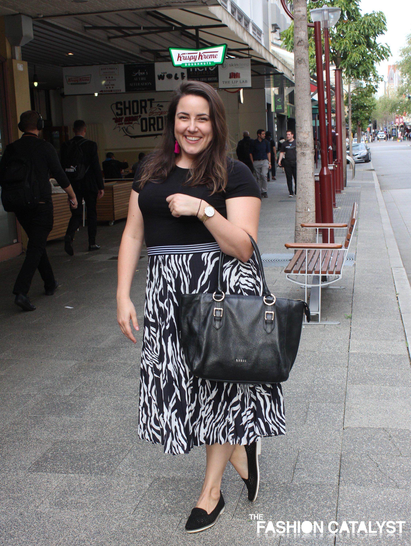 Lauren Ashby Perth Street Style