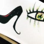 Super City Bag di Maiko Gordani: il disegno glamour chic sulla borsa
