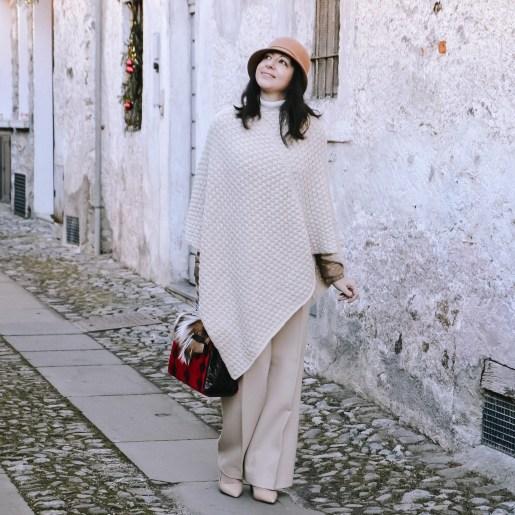 Come vestirsi di bianco d'inverno