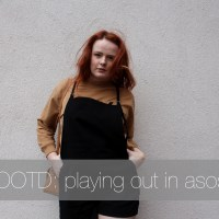 OOTD: Playing Out In ASOS!
