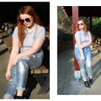 Mermaid jeans | Curvy style