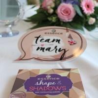 Essence Cosmetics Bloggers' Beauty Secrets Event