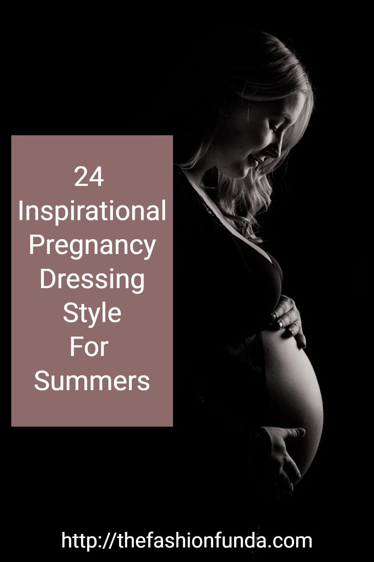 pregnancy dressing style