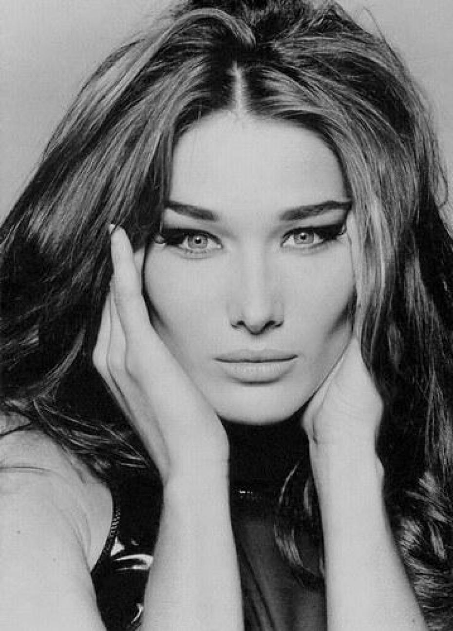 Carla Bruni Fashion Insider Magazine