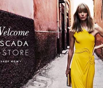 The Escada E-Commerce