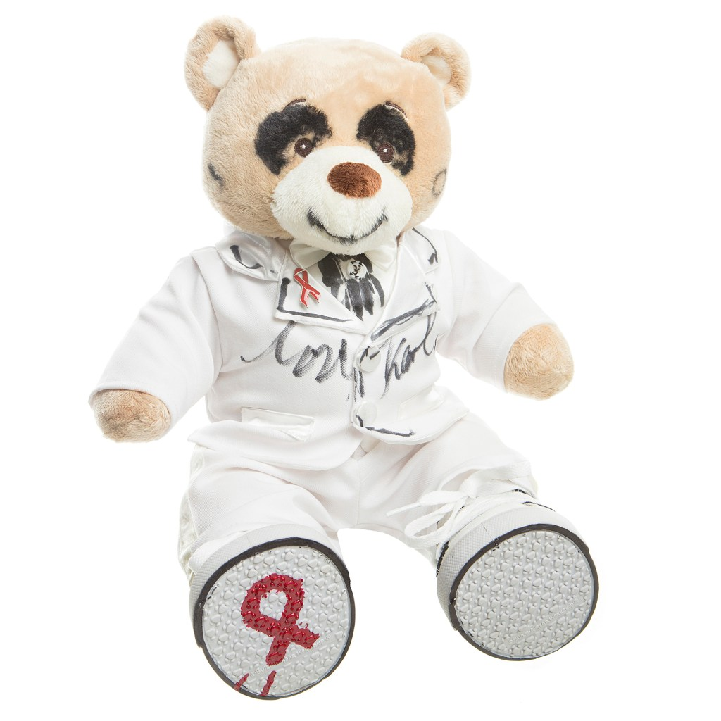 Bobbi Bear by Karl Lagerfeld