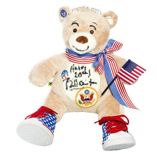 Bobbi Bear by President Bill Clinton