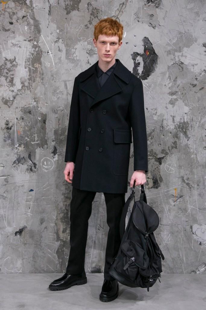 SandroMenswear Fall Winter 2015 CollectionFashion Show in Paris