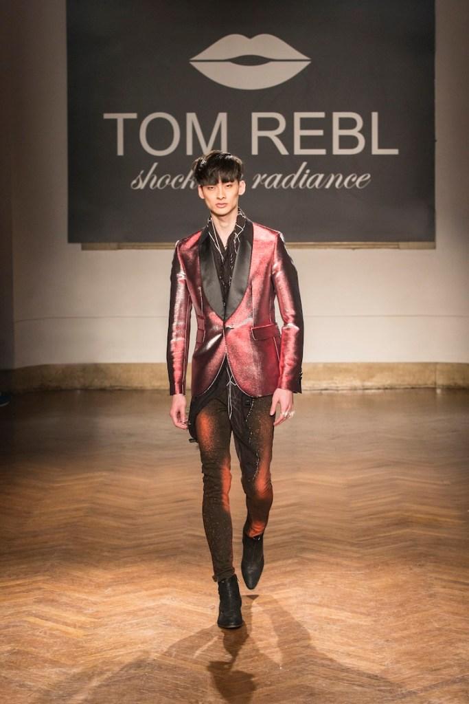 TOM REBLE Fall Winter 2015/16