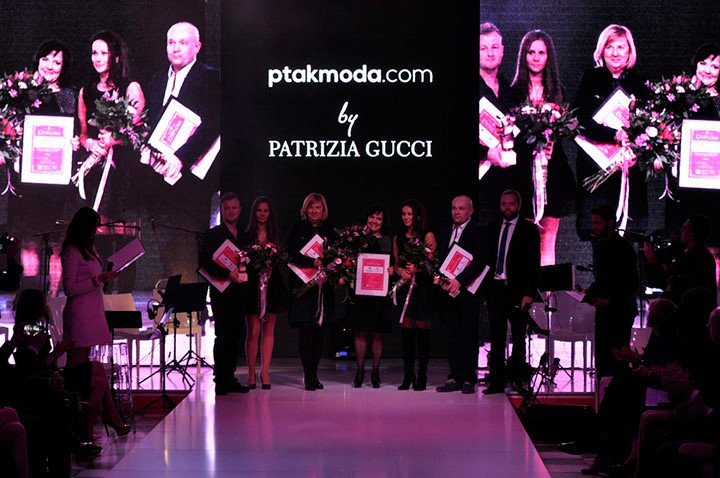 AWARD OF PATRIZIA GUCCI