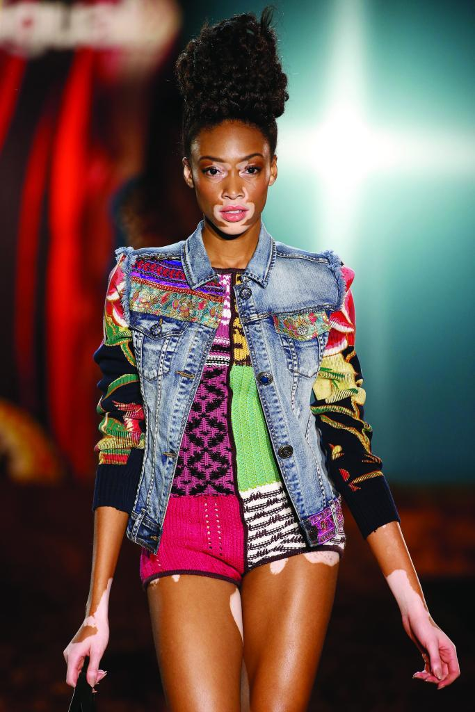 Desigual Fall/Winter 2015-2016