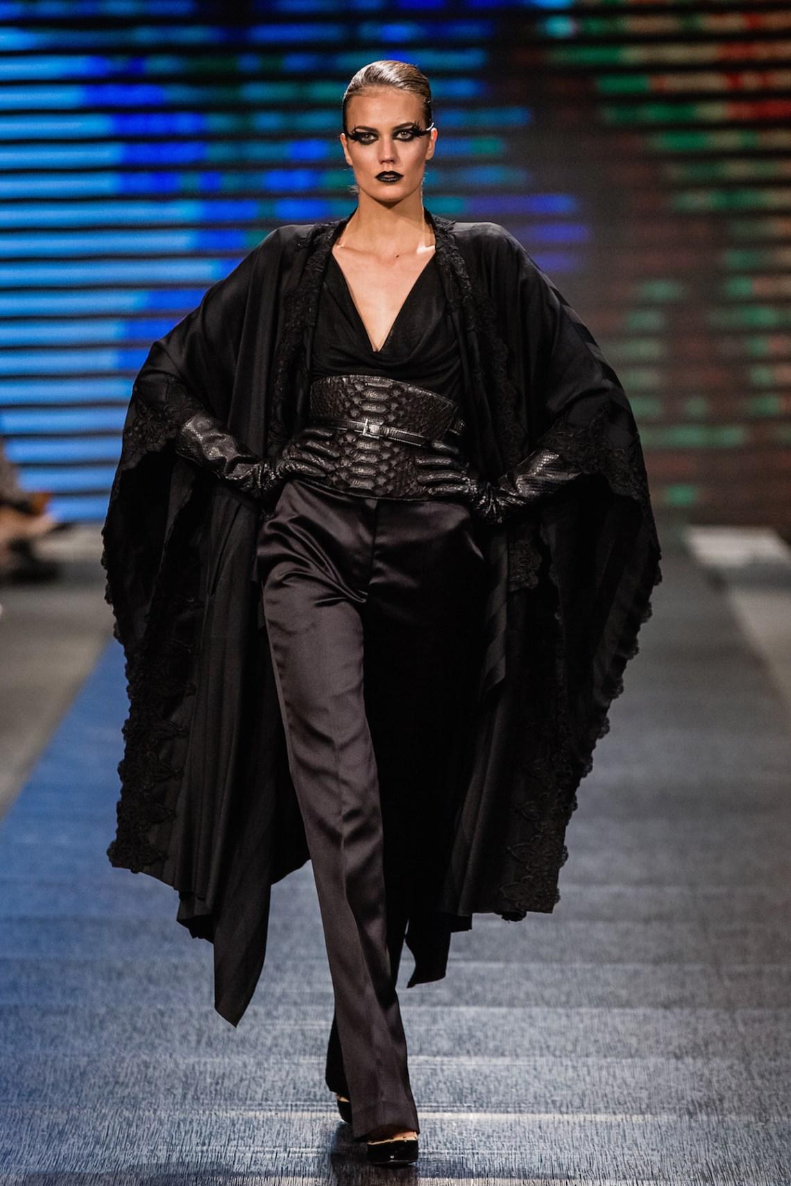 ZVONKO MARKOVIC - Encore Presentation at the Serbia Fashion Week