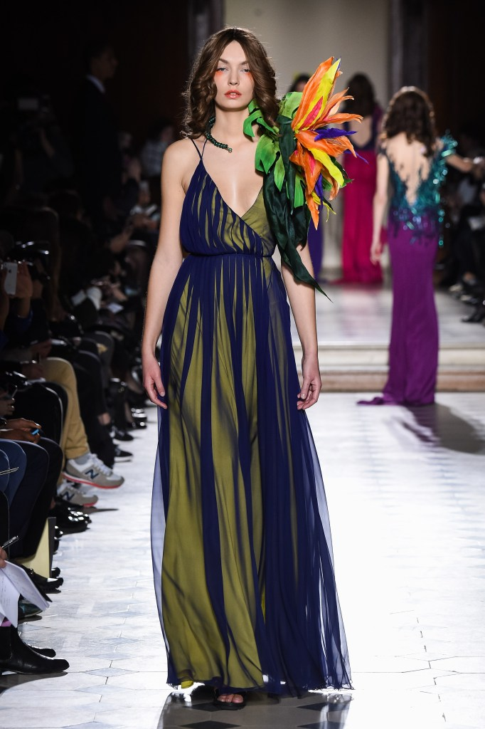 JULIEN FOURNIER COUTURE - Spring/Summer 2016