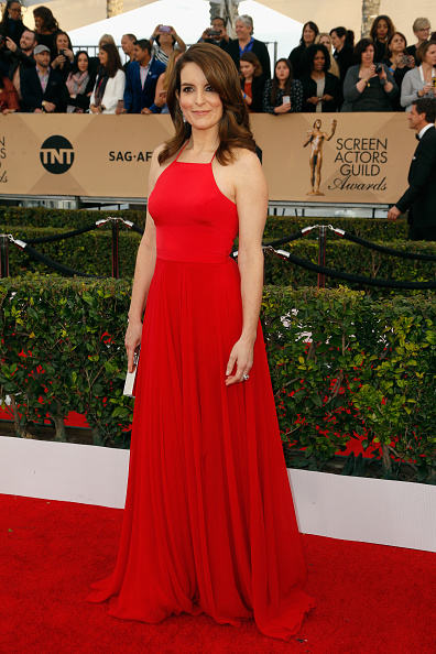 attends the 22nd Annual Screen Actors Guild Awards at The Shrine Auditorium on January 30, 2016 in Los Angeles, California.