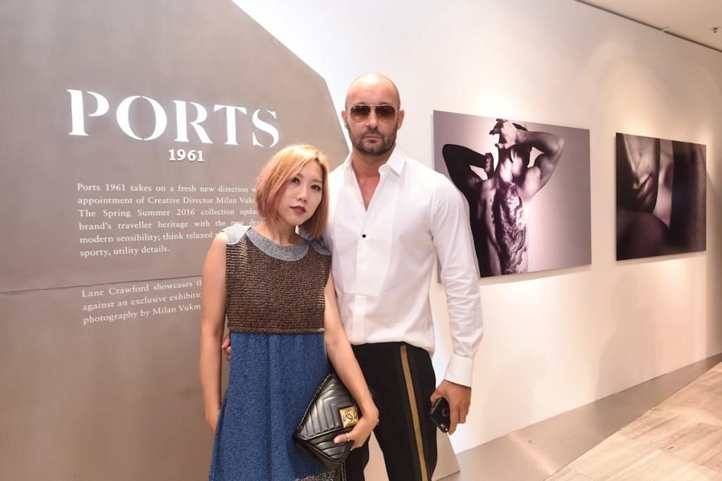 Milan and Faye Tsui