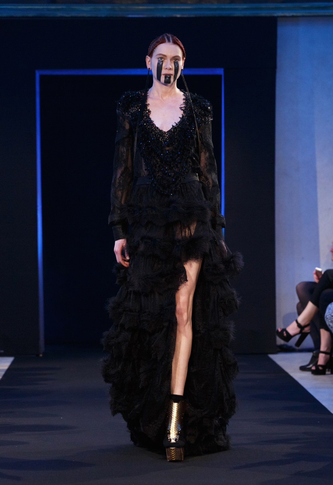 LUDOVIC WINTERSTAN COUTURE - Fall Winter 20161/7