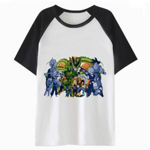 DBZ Cell Saga t shirt male hop men tee streetwear clothing funny t-shirt hip harajuku for tshirt top PF2240 - thefashionique