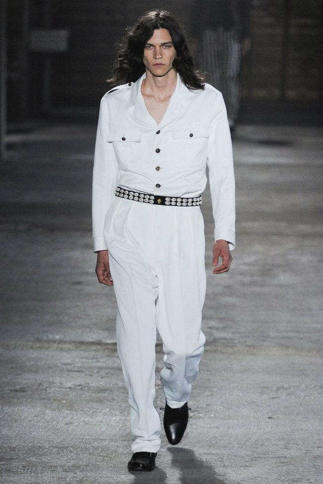 alexandermcqueen3 Alexander McQueen Spring 2012 | Milan Fashion Week