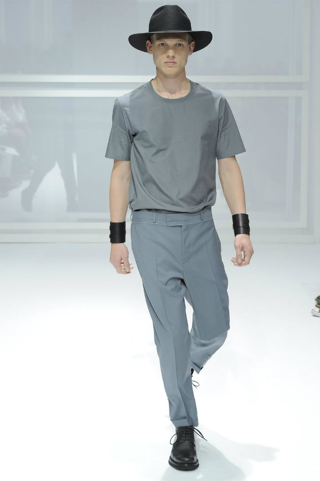diorhomme11 Dior Homme Spring 2012 | Paris Fashion Week