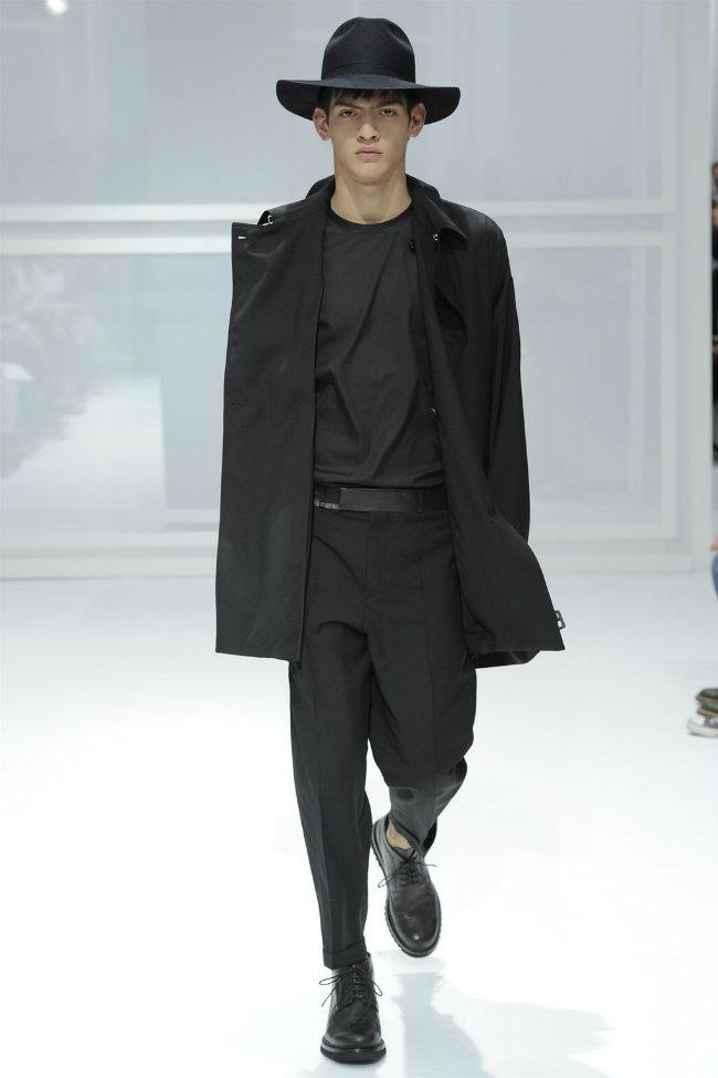 diorhomme2 Dior Homme Spring 2012 | Paris Fashion Week