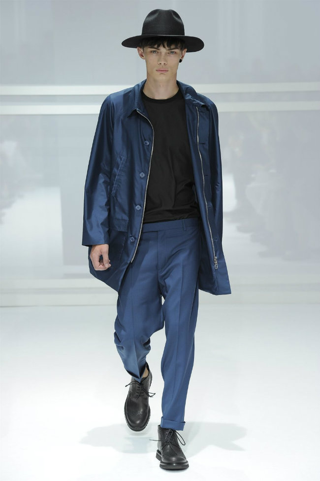 diorhomme6 Dior Homme Spring 2012 | Paris Fashion Week