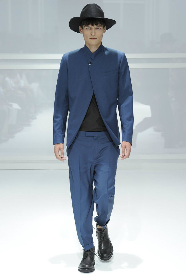 diorhomme7 Dior Homme Spring 2012 | Paris Fashion Week