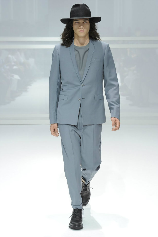 diorhomme8 Dior Homme Spring 2012 | Paris Fashion Week