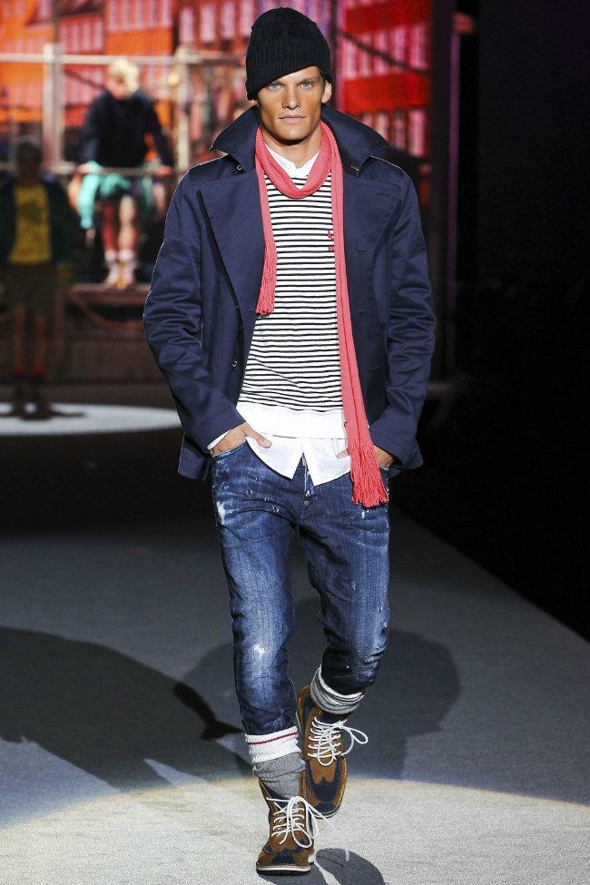 dsquared1 Dsquared² Spring 2012 | Milan Fashion Week