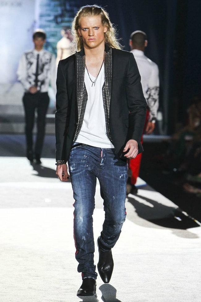 dsquared4 Dsquared² Spring 2012 | Milan Fashion Week